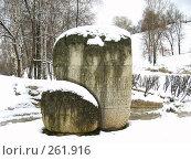 Купить «Камень, Нижегородский кремль», фото № 261916, снято 5 марта 2008 г. (c) Алексей / Фотобанк Лори