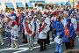 День Победы в Санкт-Петербурге, фото № 262600, снято 9 мая 2006 г. (c) Александр Секретарев / Фотобанк Лори