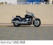 Купить «Мотоцикл», фото № 266968, снято 23 марта 2008 г. (c) Олег Дрыго / Фотобанк Лори