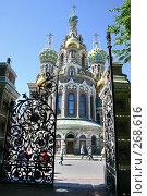 Купить «Санкт-Петербург. Собор Спаса на Крови», фото № 268616, снято 28 июня 2005 г. (c) Александр Секретарев / Фотобанк Лори