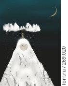 Купить «Тихий шёпот зимы», иллюстрация № 269020 (c) Андреева Екатерина / Фотобанк Лори
