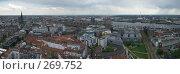 Купить «Гамбург. Панорама», фото № 269752, снято 24 февраля 2019 г. (c) Екатерина Соловьева / Фотобанк Лори