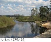 Купить «Весенний пейзаж», фото № 270424, снято 2 мая 2008 г. (c) Юлия Козинец / Фотобанк Лори