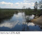 Купить «Весенний пейзаж», фото № 270428, снято 2 мая 2008 г. (c) Юлия Козинец / Фотобанк Лори