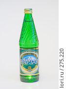 Купить «Стеклянная бутылка нарзана», эксклюзивное фото № 275220, снято 6 мая 2008 г. (c) Александр Щепин / Фотобанк Лори