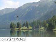 Озеро Медвежье. Стоковое фото, фотограф Бурмакин Валерий Витальевич / Фотобанк Лори