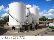 Купить «Балашихинский кислородный завод», эксклюзивное фото № 275772, снято 16 августа 2006 г. (c) Дмитрий Неумоин / Фотобанк Лори