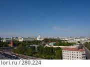 Купить «Московский Кремль», фото № 280224, снято 8 мая 2008 г. (c) Антон Белицкий / Фотобанк Лори