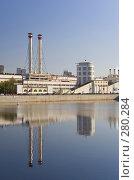 Купить «ТЭЦ - 7», фото № 280284, снято 24 апреля 2008 г. (c) Алексеенков Евгений / Фотобанк Лори