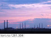 Купить «Оренбургский газоперерабатывающий завод», фото № 281304, снято 11 мая 2008 г. (c) Александр Катайцев / Фотобанк Лори