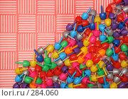 Купить «Пластиковая мозаика», фото № 284060, снято 13 мая 2008 г. (c) Алина Акимова / Фотобанк Лори