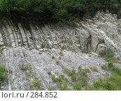 Купить «Структура гор», фото № 284852, снято 4 августа 2005 г. (c) Михаил Комягин / Фотобанк Лори