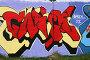Рисунок аэрозольными красками (граффити), иллюстрация № 286928 (c) Владимир Казарин / Фотобанк Лори