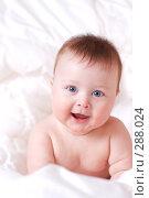 Купить «Веселый малыш», фото № 288024, снято 8 марта 2007 г. (c) Алена Роот / Фотобанк Лори