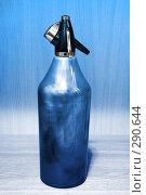 Сифон для приготовления газированных напитков. Стоковое фото, фотограф Светлана Симонова / Фотобанк Лори
