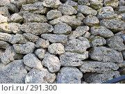 Купить «Каменная насыпь», эксклюзивное фото № 291300, снято 16 мая 2008 г. (c) Александр Щепин / Фотобанк Лори