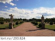 Купить «Петергоф, Верхний сад», фото № 293824, снято 23 июля 2007 г. (c) Журавлев Андрей / Фотобанк Лори
