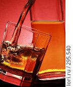 Купить «Виски», фото № 295540, снято 31 января 2007 г. (c) Роман Сигаев / Фотобанк Лори