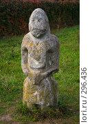 Купить «Древний славянский языческий идол», фото № 296436, снято 6 октября 2007 г. (c) Максим Бондарчук / Фотобанк Лори