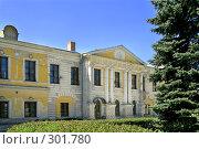 Купить «Павильон при Путевом дворце, Тверь», фото № 301780, снято 9 мая 2008 г. (c) Fro / Фотобанк Лори