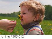 Купить «Мама и сын», фото № 303012, снято 11 мая 2008 г. (c) Sergey Toronto / Фотобанк Лори