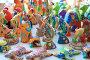 Деревянные разноцветные игрушки, эксклюзивное фото № 303708, снято 28 апреля 2008 г. (c) Juliya Shumskaya / Blue Bear Studio / Фотобанк Лори