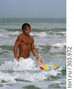 Купить «Серфер. Surfer», фото № 303972, снято 23 октября 2007 г. (c) Морозова Татьяна / Фотобанк Лори