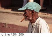 Купить «Сигара. Куба», эксклюзивное фото № 304300, снято 3 июня 2020 г. (c) Free Wind / Фотобанк Лори