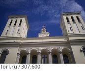 Купить «Церковь», фото № 307600, снято 16 июля 2006 г. (c) Георгий Кайзер / Фотобанк Лори