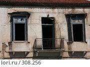 Купить «Старый домик в Греции», фото № 308256, снято 10 марта 2008 г. (c) Gagara / Фотобанк Лори