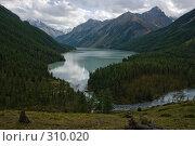 Кучерлинское озеро. Стоковое фото, фотограф Андрей Пашкевич / Фотобанк Лори