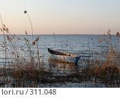 Купить «Тихий вечер», фото № 311048, снято 9 мая 2008 г. (c) Анна Янкун / Фотобанк Лори