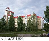 Немецкий городок в г. Воронеже (2008 год). Стоковое фото, фотограф Панов Андрей / Фотобанк Лори