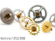 Купить «Часовой механизм», фото № 312508, снято 5 июня 2008 г. (c) Угоренков Александр / Фотобанк Лори