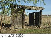 Купить «Ворота», фото № 313356, снято 19 мая 2008 г. (c) Талдыкин Юрий / Фотобанк Лори
