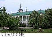 Купить «Российская академия правосудия, Западно-Сибирский филиал», фото № 313540, снято 3 июня 2008 г. (c) Андрей Николаев / Фотобанк Лори