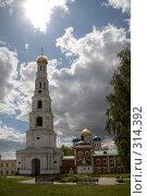 Купить «Николо-Угрешский монастырь», фото № 314392, снято 24 апреля 2018 г. (c) Олег Титов / Фотобанк Лори
