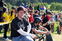 Основатель международного дерт-джампинга Джон Кован, фото № 316636, снято 8 июня 2008 г. (c) Сергей Лаврентьев / Фотобанк Лори