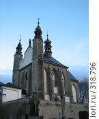 Купить «Костница в Чехии», фото № 318796, снято 20 июля 2006 г. (c) Журавлева Виктория / Фотобанк Лори