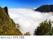 Купить «Над облаками», фото № 319188, снято 12 декабря 2019 г. (c) М / Фотобанк Лори