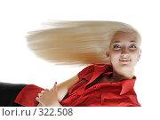 Купить «Девушка со светлыми волосами», фото № 322508, снято 25 мая 2008 г. (c) Михаил Малышев / Фотобанк Лори