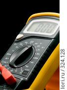 Купить «Измерительный прибор», фото № 324128, снято 16 июня 2008 г. (c) Угоренков Александр / Фотобанк Лори