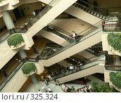 Купить «Шанхайский музей на Народной площади», фото № 325324, снято 17 октября 2018 г. (c) Вера Тропынина / Фотобанк Лори