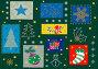 Рождественский или новогодний орнамент, иллюстрация № 325616 (c) Даниил Кириллов / Фотобанк Лори
