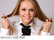 Купить «Актриса», фото № 328904, снято 8 мая 2008 г. (c) Андрей Аркуша / Фотобанк Лори