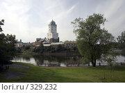 Купить «Замок в Выборге», фото № 329232, снято 4 августа 2007 г. (c) Татьяна Колесникова / Фотобанк Лори