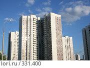 Зеленоград (2008 год). Стоковое фото, фотограф Гордиенко Данил / Фотобанк Лори
