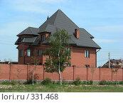 Купить «Квартал Абрамцево, Балашиха, Московская область», эксклюзивное фото № 331468, снято 9 июня 2008 г. (c) lana1501 / Фотобанк Лори