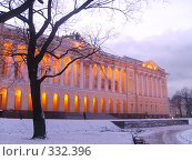 Купить «Музей», фото № 332396, снято 21 января 2019 г. (c) Георгий Кайзер / Фотобанк Лори