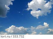 Купить «Облака», фото № 333732, снято 19 июня 2008 г. (c) Виктор Филиппович Погонцев / Фотобанк Лори
